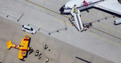 В аэропортах Европы введут дополнительный осмотр пассажиров