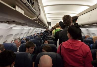 Шесть самых грязных мест в самолете