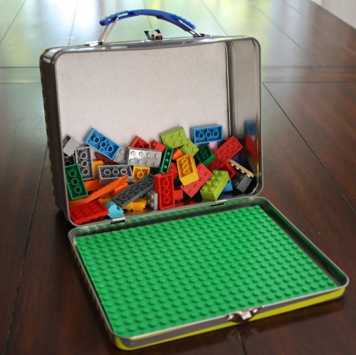 Лего в коробочке. Travel AdverMAN