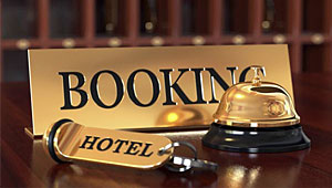 Booking hotels. Travel AdverMAN