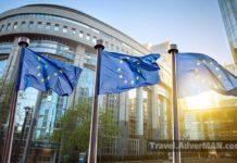 Европарламент. Travel AdverMAN