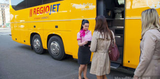 RegioJet. Travel AdverMAN