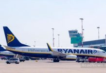 Rianair. Travel AdverMAN