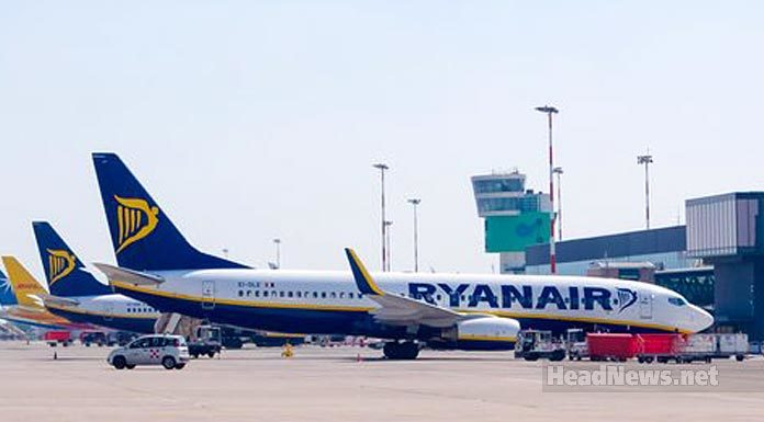 Rianair. Travel AdverMAN