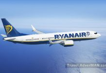 Ryanair. Travel AdverMAN