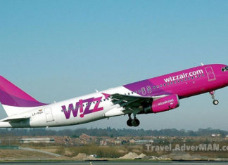 Wizz Air. Travel AdverMAN