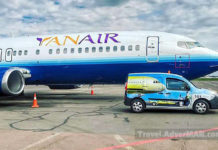 Yanair. Travel AdverMAN