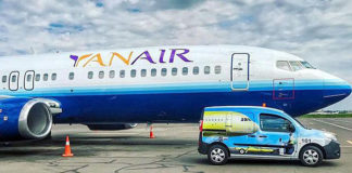 Yanair. Travel AdverMAN