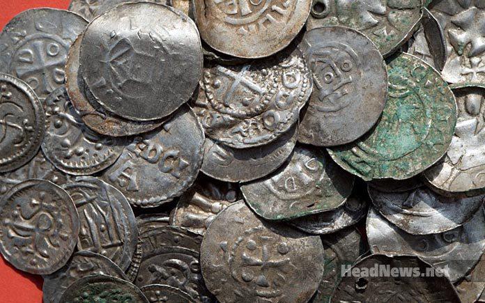 Монеты викингов. Travel AdverMAN