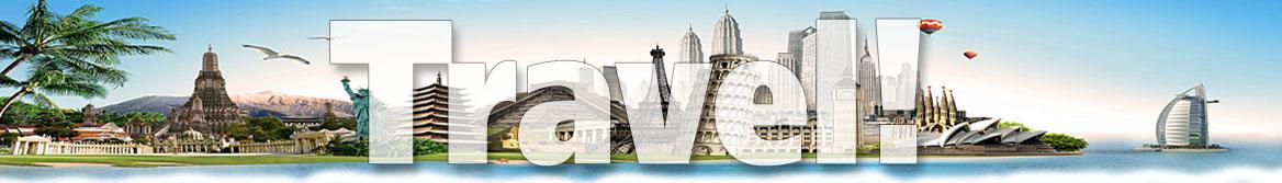 Travel! Мандруй! Путешествуй! Rest, tourism, tours, travel. Відпочинок, туризм, тури, подорожі. Отдых, туризм, туры, путешествия.